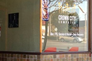 Photo #1: Crown City Computer. Mac & PC Professional Repair Service (ON-SITE Available)