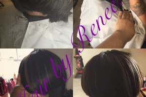 Photo #4: Sew ins, Crochet Braids & Faux Locs...