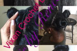 Photo #5: Sew ins, Crochet Braids & Faux Locs...