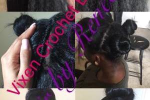 Photo #5: Sew ins, Crochet Braids & Faux Locs...