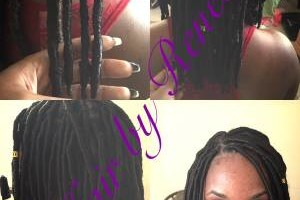 Photo #18: Sew ins, Crochet Braids & Faux Locs...