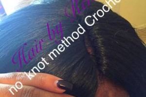 Photo #19: Sew ins, Crochet Braids & Faux Locs...