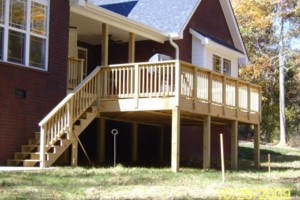 Photo #3: Trim Work, Decks, Welding, Remodeling