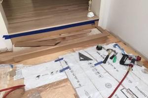 Photo #5: Hardwood Flooring (Solid, Engineered, Laminate)