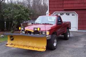 Photo #2: Snow plowing