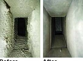 Photo #2: Air Duct Cleaning/Dryer Vent Cleaning