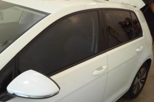 Photo #3: MOTORCITY VISION. WINDOW TINTING - 150.00$ tint special!