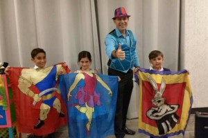 Photo #2: Magic Show for kids and Adults
