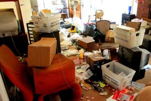 Photo #9: COMMERCIAL AND HOUSE JUNK REMOVAL
