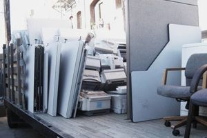 Photo #18: COMMERCIAL AND HOUSE JUNK REMOVAL