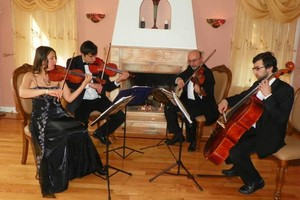 Photo #1: Bravo String Quartet, Violinist for Weddings and other Special Occasions