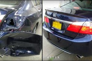 Photo #1: Mobile Auto Body And Paint - just hit your car - call!