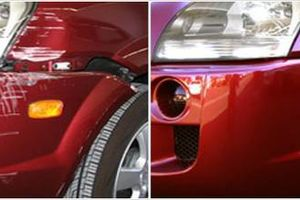 Photo #3: Mobile Auto Body And Paint - just hit your car - call!