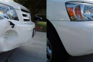 Photo #5: Mobile Auto Body And Paint - just hit your car - call!