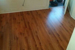 Photo #1: Handyman / laminate floors