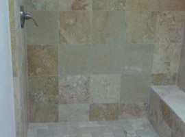 Photo #3: Professional Tile Installation by Christine or Mario