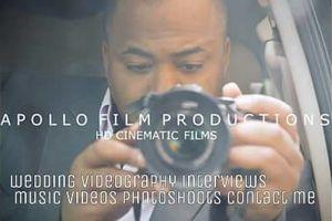 Photo #1: Wedding videographer, bday, music videos...