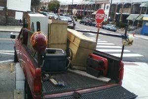 Photo #1: Pick up Truck for hire, hauling!!!