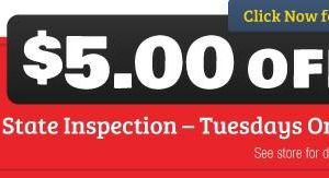Photo #1: Carlos Auto Inspecciones - at 7$ up to 25$ depending on vehicle