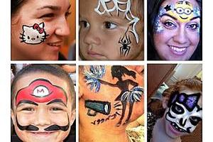 Photo #12: Professional, Experienced Certified Face Painter at your Service