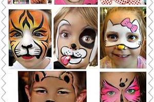 Photo #10: Professional, Experienced Certified Face Painter at your Service