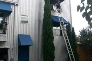 Photo #4: Adams American Window Cleaning. 20% OFF Exterior Services