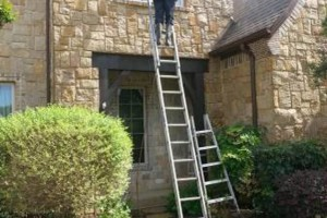 Photo #2: Adams American Window Cleaning. 20% OFF Exterior Services