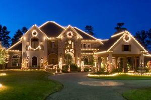 Photo #3: Holiday Lighting