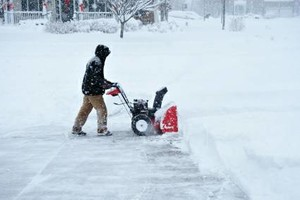Photo #1: Do you need snow shoveling your house? I do it for you....