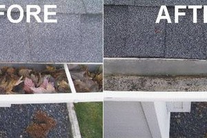Photo #2: Gutter Cleaning Service!! LOCAL!