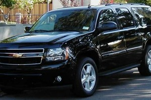 Photo #8: All town Black Car SUV