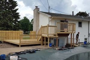 Photo #5: Quality Custom Carpentry, Stone, Fencing, and Decking!