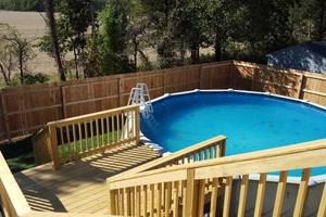 Photo #4: Quality Custom Carpentry, Stone, Fencing, and Decking!