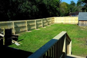 Photo #2: Quality Custom Carpentry, Stone, Fencing, and Decking!