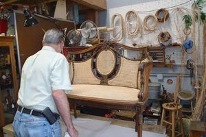 Photo #2: Furniture Restoration