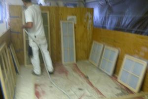 Photo #2: Custom Painting - DRYWALL, STUCCO , PEELING PAINT