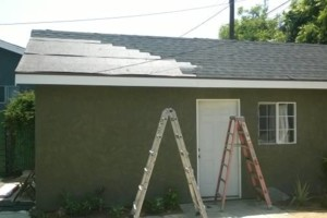 Photo #3: Roof Leak Repairs. Call Aggy!