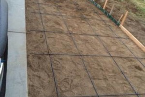 Photo #7: Quality custom concrete finishing/stamping