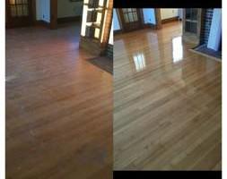 Photo #2: Hardwood Floor sander