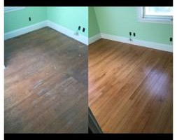 Photo #1: Hardwood Floor sander