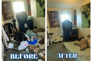 Photo #1: CLEAN HOME IS A HAPPY HOME! Bathtub, cabinet exterior, mopping of floors....