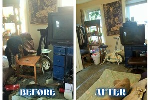 Photo #2: CLEAN HOME IS A HAPPY HOME! Bathtub, cabinet exterior, mopping of floors....