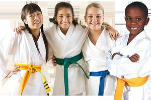 Photo #1: Amazing Kid's Martial Arts Class