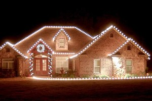Photo #1: Let us hang your lights