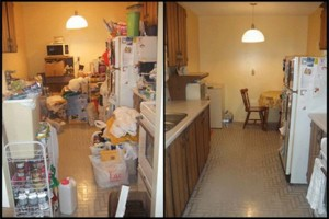 Photo #1: HOME CLEANING | ORGANIZING SERVICE