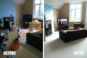 Photo #5: HOME CLEANING | ORGANIZING SERVICE