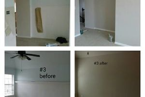 Photo #3: Home Painting, Interior, Exterior & Fence Staining!!!!