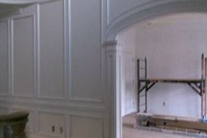 Photo #2: Laminate floors, moldings...