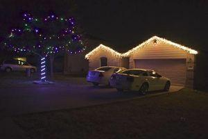 Photo #6: Christmas Light Displays