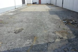 Photo #1: Pot holes Driveways. Asphalt paving